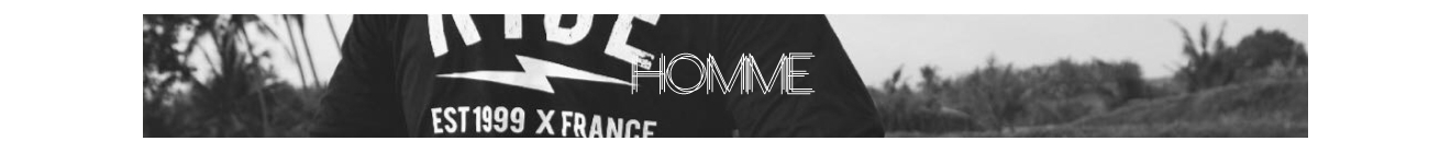 Collection Homme +