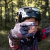 Gloves ultrafit Camo Youth