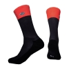 Chaussette Broderie Red