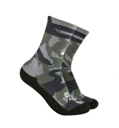 Socks Army Camo