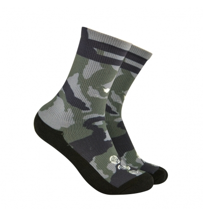 Socks Army Camo