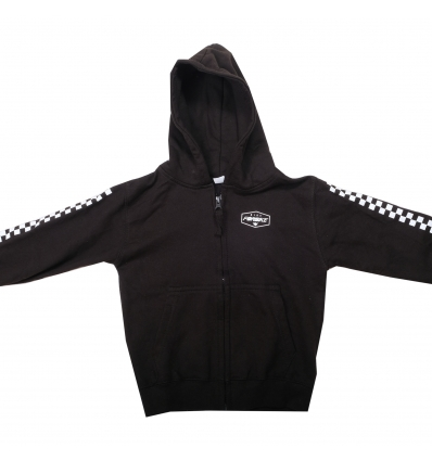 Hoodie Roadster Black Youth