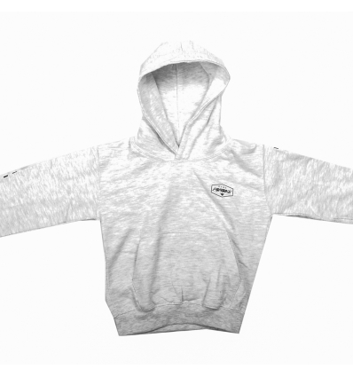Hoodie RIDE Grey Youth