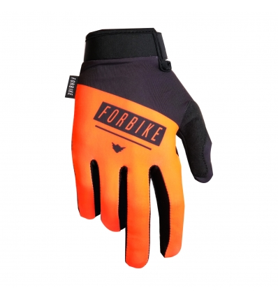 Gants Lycra Orange