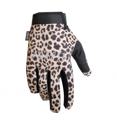 Gloves Lycra Leopard