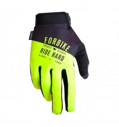 Gloves Lycra Yellow
