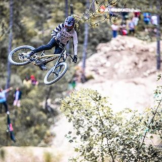 -SEND IT- 📷@whyex_productions 👨🏻‍🚀 Camille Blanchard 📍Evo bike park